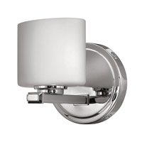Hinkley 5420CM Ocho 1 Light 6 inch Chrome Bath Vanity Wall Light