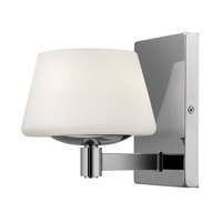 Hinkley 55750CM Bianca 1 Light 6 inch Chrome Bath Vanity Wall Light photo thumbnail