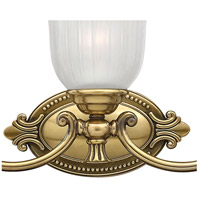 Hinkley 5583BB Francoise 3 Light 25 inch Burnished Brass Bath Light Wall Light alternative photo thumbnail