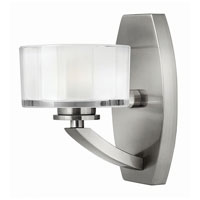 Hinkley Lighting Meridian 1 Light Bath in Brushed Nickel 5590BN-LED2