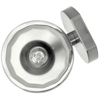 Hinkley 5590CM Meridian 1 Light 5 inch Chrome Bath Sconce Wall Light in G9 alternative photo thumbnail