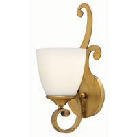 Hinkley Lighting Reese 1 Light Bath in Brushed Bronze 56320BR photo thumbnail