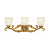 Hinkley Lighting Reese 3 Light Bath in Brushed Bronze 56323BR photo thumbnail