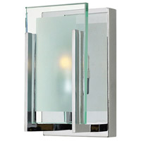 Latitude 1 Light 5 inch Chrome Bath Wall Light in G9