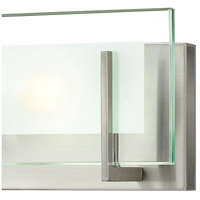 Hinkley 5652BN Latitude 2 Light 18 inch Brushed Nickel Bath Light Wall Light alternative photo thumbnail