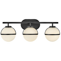 Hinkley 5663BK-LL Hollis LED 24 inch Black Bath Light Wall Light