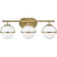 Hinkley 5663HB-LL Hollis LED 24 inch Heritage Brass Bath Light Wall Light