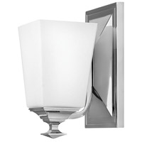 Hinkley 56670PN Baldwin 1 Light 5 inch Polished Nickel Bath Sconce Wall Light