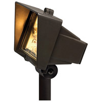 Hinkley 57000BZ Signature 120V 75 watt Bronze Landscape Flood Accent, Line Volt