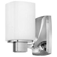 Hinkley 57130CM Tessa 1 Light 6 inch Chrome Bath Sconce Wall Light