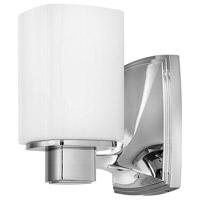 Hinkley 57130CM Tessa 1 Light 6 inch Chrome Bath Sconce Wall Light