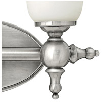 Hinkley 5742AN Yorktown 2 Light 16 inch Antique Nickel Bath Light Wall Light alternative photo thumbnail