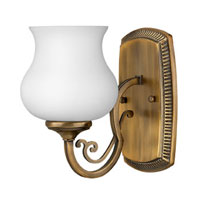 Hinkley Lighting Olivia 1 Light Bath Vanity in Brushed Bronze 5750BR photo thumbnail