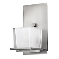Lola 1 Light 6 inch Brushed Nickel Bath Vanity Wall Light