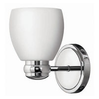 Hinkley Lighting Anna 1 Light Bath Vanity in Chrome 5780CM photo thumbnail