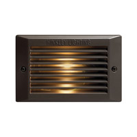 Signature 120V 9 watt Bronze Step, Line Volt