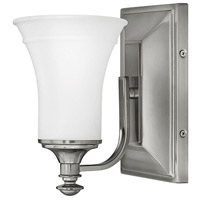Hinkley 5830AN Alice 1 Light 5 inch Antique Nickel Bath Sconce Wall Light