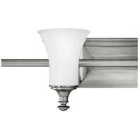 Hinkley 5834AN Alice 4 Light 37 inch Antique Nickel Bath Light Wall Light alternative photo thumbnail