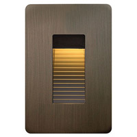 Hinkley Lighting Luna 1 Light Step in Matte Bronze 58504MZ