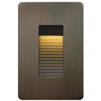 Hinkley 58504MZ Luna 120V 4.00 watt Matte Bronze Landscape Deck Light