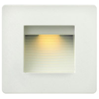Luna 120V 4 watt Satin White Step