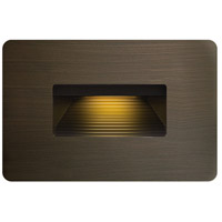 Hinkley 58508MZ Luna 120V 4 watt Matte Bronze Landscape Deck, Line Voltage