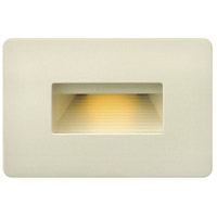 Hinkley Lighting Luna 1 Light Step in Light Almond 58508LA