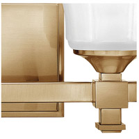 Hinkley 5852BC Abbie 2 Light 16 inch Brushed Caramel Bath Light Wall Light alternative photo thumbnail