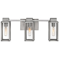 Hinkley Lighting Addison 3 Light Bath Vanity in Polished Antique Nickel 5863PL photo thumbnail