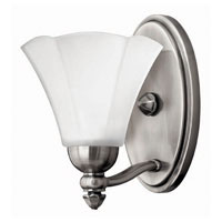Hinkley Lighting Bloom 1 Light Bath Vanity in Polished Antique Nickel 5870PL
