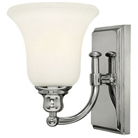 Colette 1 Light 6 inch Chrome Bath Sconce Wall Light