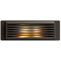 Signature 120V 9 watt Textured Bronze Deck, Line Volt