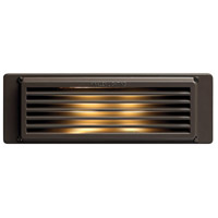 Hinkley Lighting Brick 1 Light Line Volt Deck in Bronze 59040BZ