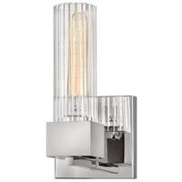 Hinkley 5970PN Xander 1 Light 6 inch Polished Nickel Bath Light Wall Light