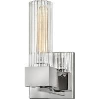 Hinkley 5970PN Xander 1 Light 6 inch Polished Nickel Bath Light Wall Light