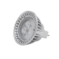 Hinkley 5W3K60 Signature 5 watt Landscape LED Bulb, MR16 5W 3K 6-Degree Flood