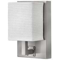 Avenue 1 Light 5 inch Brushed Nickel ADA Sconce Wall Light