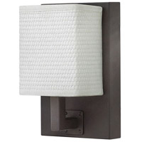 Hinkley 61033OZ Avenue 1 Light 5 inch Oil Rubbed Bronze ADA Sconce Wall Light