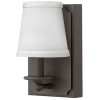 Hinkley 61222OZ Avenue 1 Light 5 inch Oil Rubbed Bronze ADA Sconce Wall Light