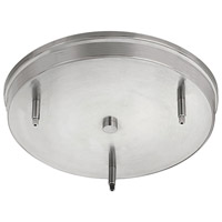 Signature Brushed Nickel Canopy Ceiling Adapter