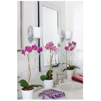 Hinkley 5010CM Shelly 1 Light 6 inch Chrome Bath Sconce Wall Light alternative photo thumbnail