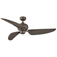 Hinkley 900260FMM-NWA Bimini 60 inch Metallic Matte Bronze Ceiling Fan