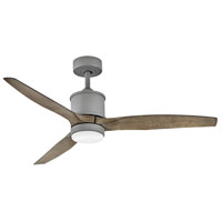 Hinkley 900752FGT-LWD Hover 52 inch Graphite with Driftwood Blades Ceiling Fan