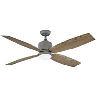 Hinkley 901458FGT-LWD Module 58 inch Graphite with Driftwood Blades Ceiling Fan
