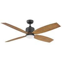 Hinkley 901458FMB-LWD Module 58 inch Matte Black with KOA Blades Ceiling Fan