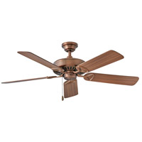 Hinkley Steel Windward Indoor Ceiling Fans