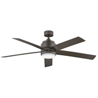 Hinkley 902054FMM-LWA Tier 54 inch Metallic Matte Bronze Ceiling Fan