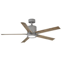 Hinkley 902152FGT-LWD Vail 52 inch Graphite with Driftwood Blades Ceiling Fan