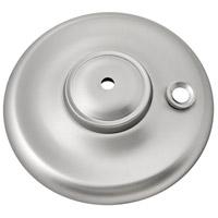 931001FSS Hinkley Hinkley Satin Steel Fan Caps Kit