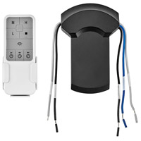 Hinkley 980004FWH-0097 Indy White Fan Remote Control Wifi